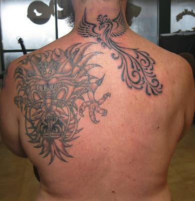 Sam 39 s tattoos for Cerebral palsy tattoo