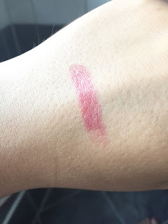 Annayake Lipstick Hikare Collection Swatch