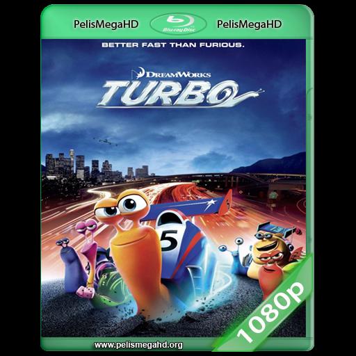TURBO (2013) WEB-DL 1080P HD MKV ESPAÑOL LATINO