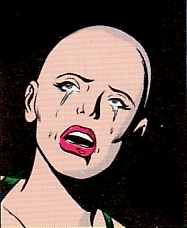 The Avengers, Moondragon crying