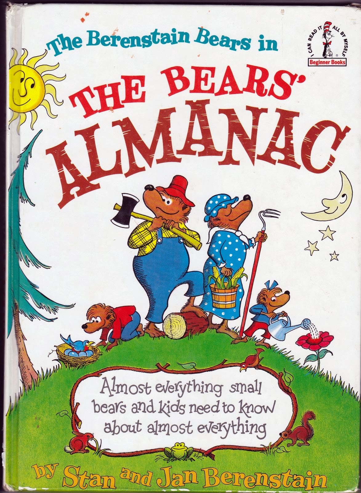 The bike lesson the berenstain bears in the