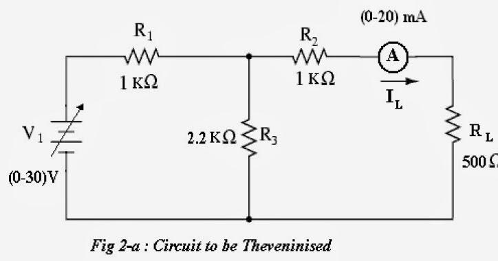 kbreee  thevenin u0026 39 s   norton u0026 39 s and maximum power transfer