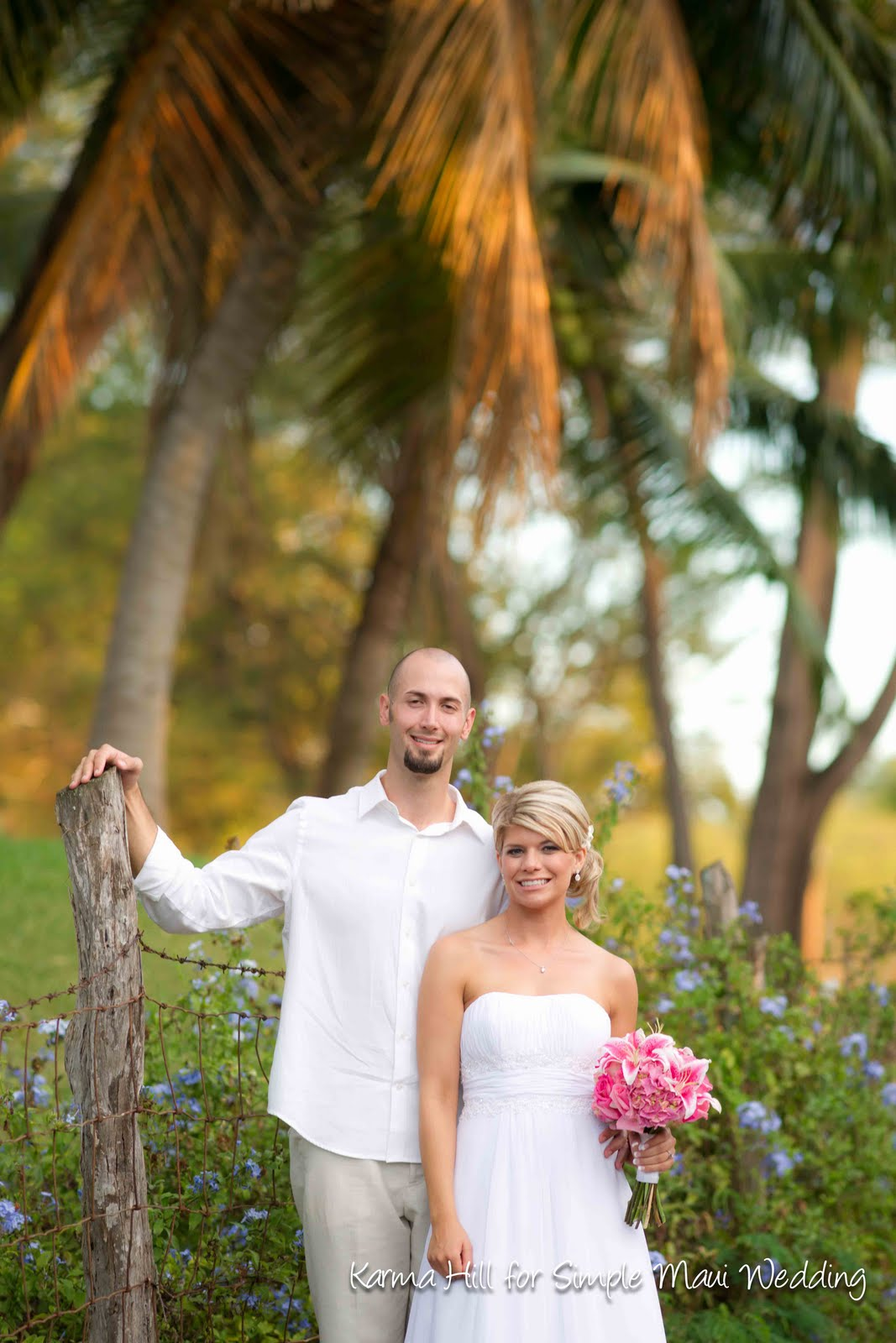 Married At Maluaka Ryan Amp Kayleens Preview Maui