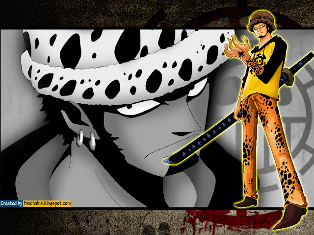 Wanted Poster One Piece