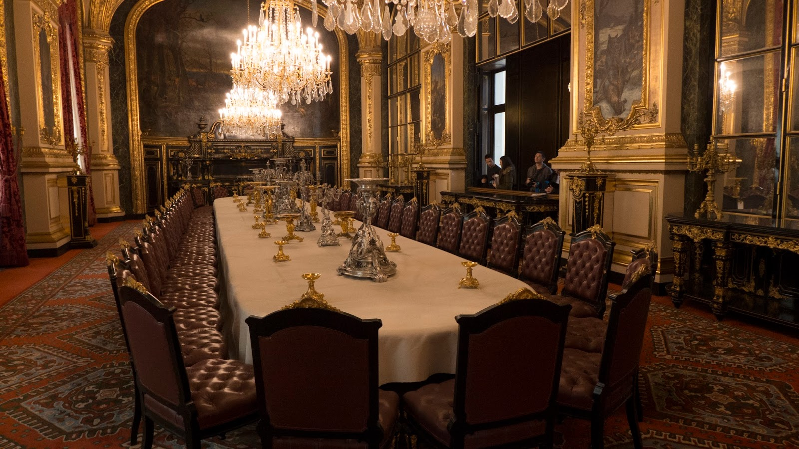 Napoleon Dining Room Chairs
