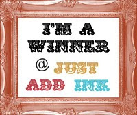 Just Add Ink Winner