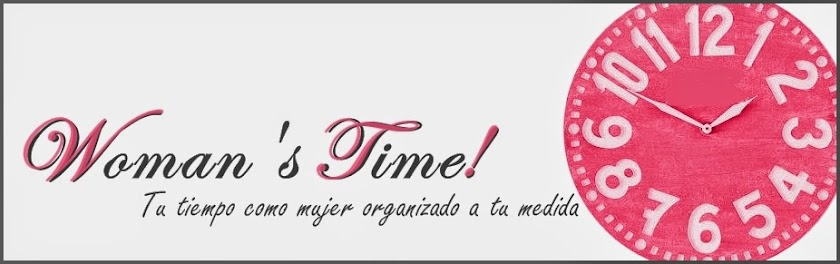 Woman's Time!