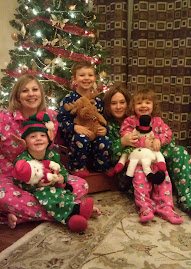 The family xmas photo 2012!