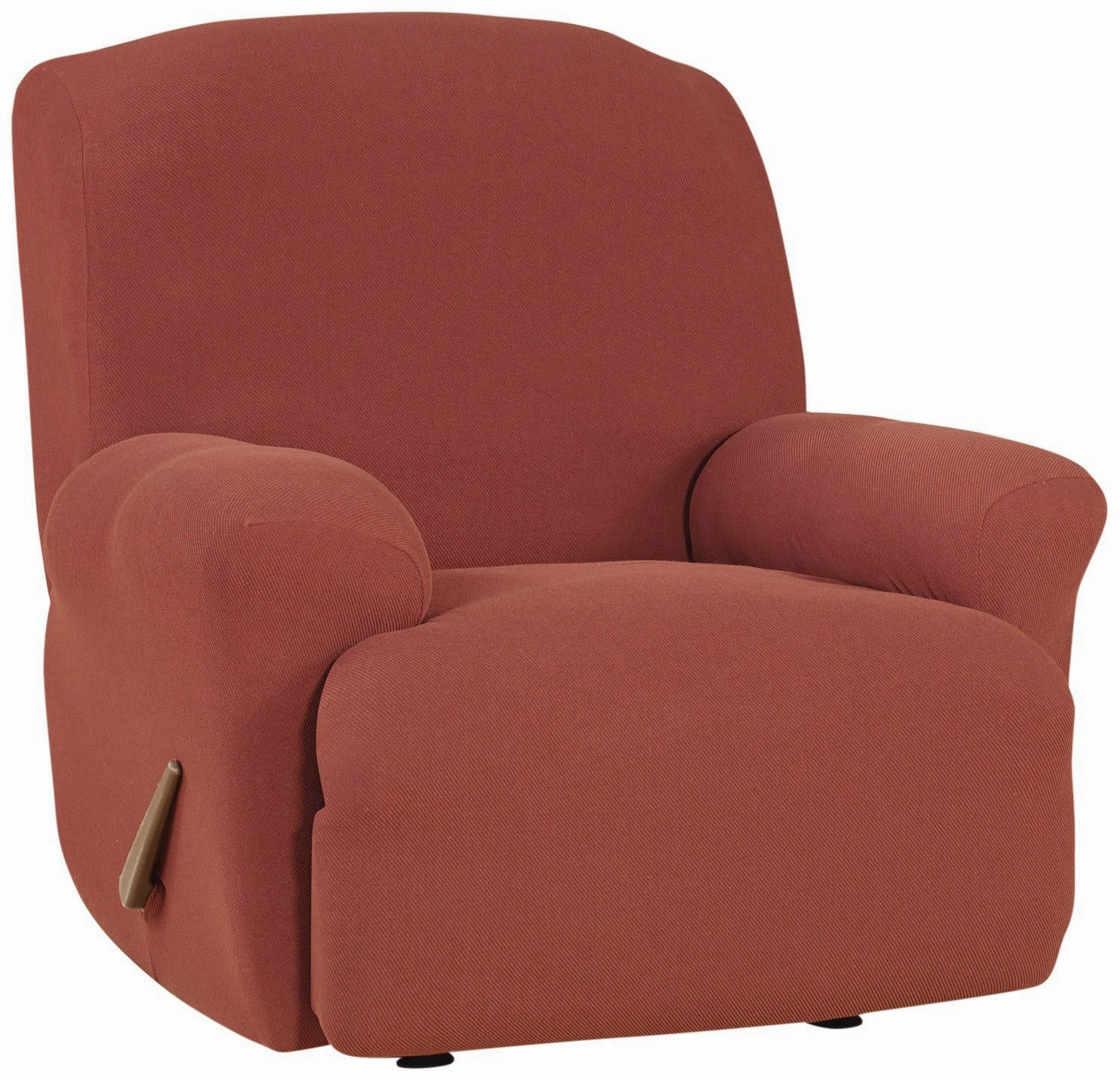 Sure Fit Paprika Recliner Sofa Slipcovers Walmart