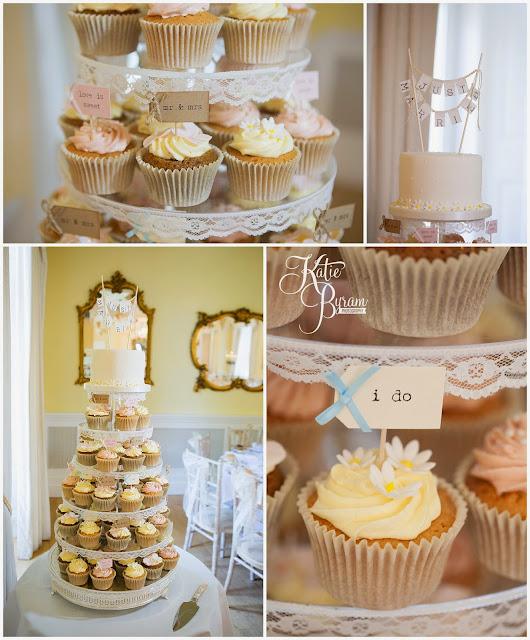 dreamworld cakes, cupcake tower, camper van hire newcastle, wedding camper van northumberland, eshott hall, eshott hall wedding, morpeth wedding, katie byram photography, vintage wedding