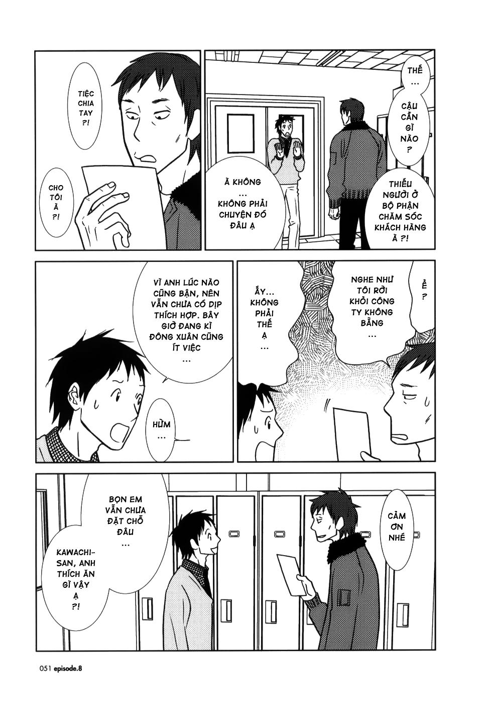 Usagi Drop chap 8 Trang 15 - Mangak.info