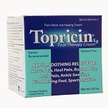 topricin, neuropathy, stinging, tingling, feet, numbness