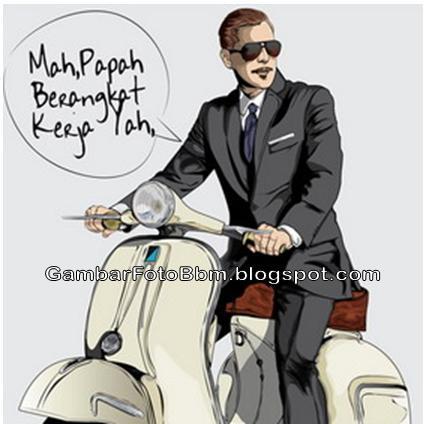 ... BBM Gambar Semangat Kerja - Gambar Kata-kata DP BBM Meme Lucu Terbaru