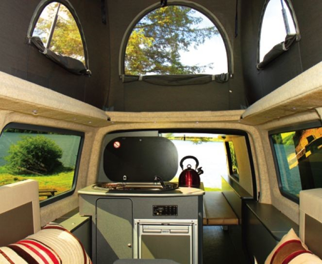 World Of Architecture And Design Vw Doubleback By Overlander Motorhomes