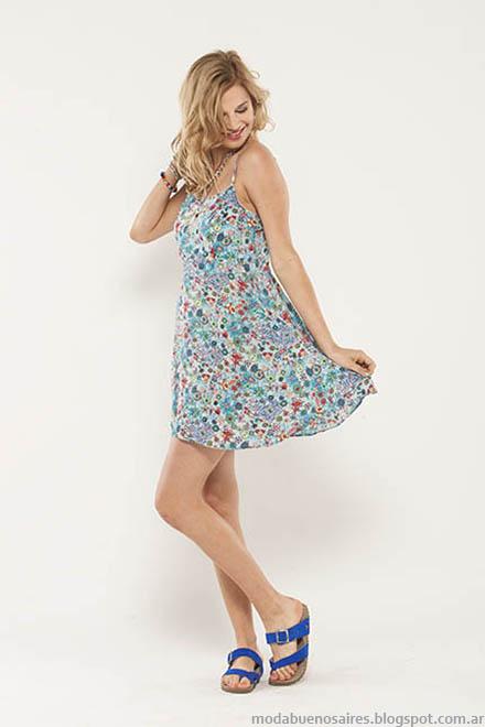 Vestidos cortos 2015 moda Doll Fins.