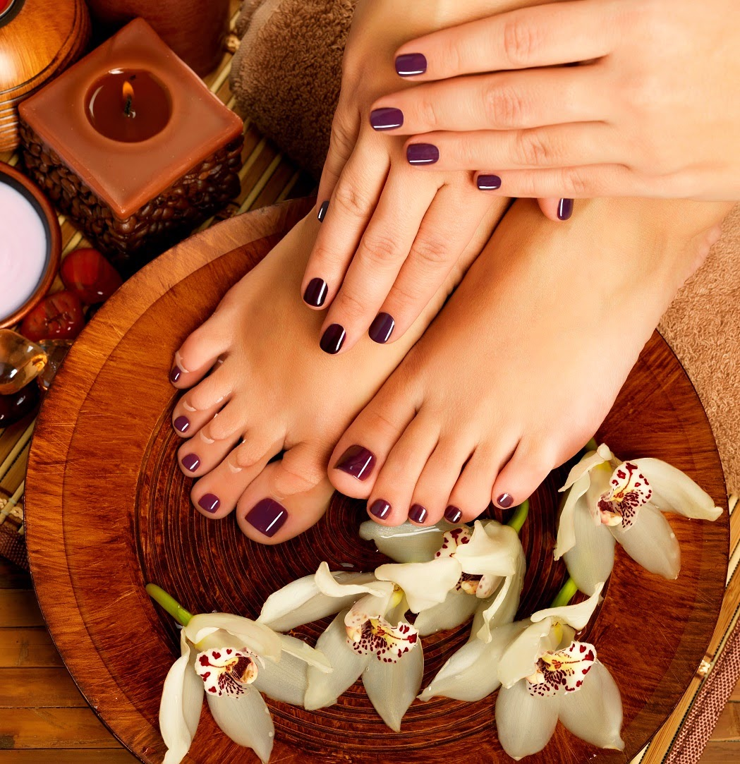 Pedicure in Brighton