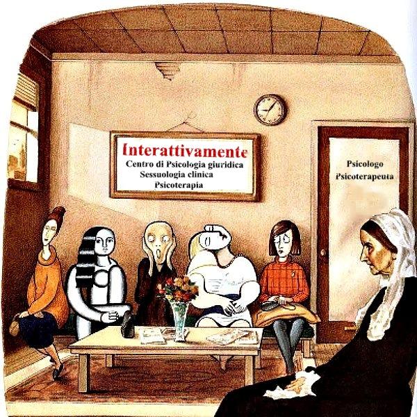Interattivamente. Centro di psicologia Giuridica-Sessuologia Clinica-Psicoterapia