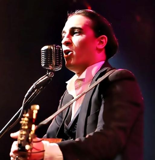 * Matias Montero presenta su disco tributo a Johnny Cash