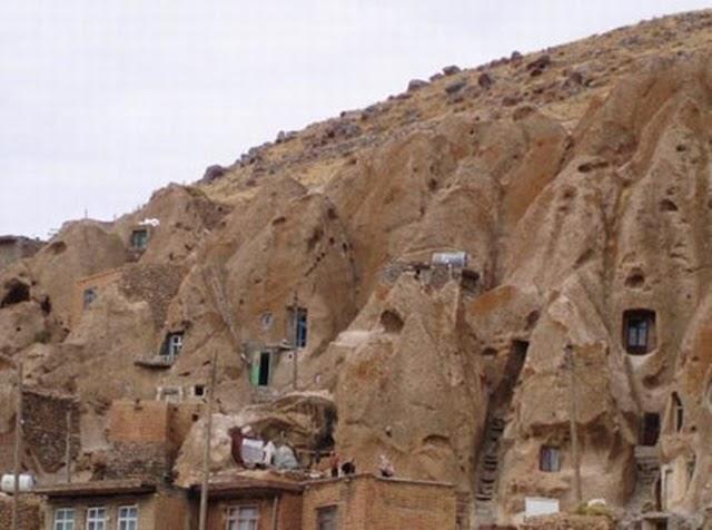 Rumah Kediaman Gua untuk disewa di Kandovan, Iran