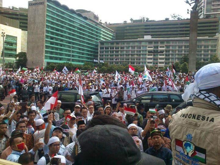 indonesia save gaza