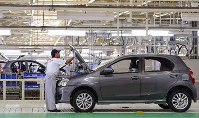 Toyota Etios Valco Tak laku