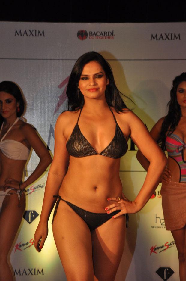 Kama Sutra Miss Maxim 2012 Hot Photos