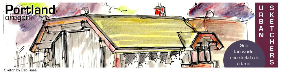 Urban Sketchers Portland
