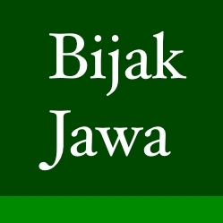 Kata Bijak Jawa Keren Abis [ www.Bacaan.ME ]