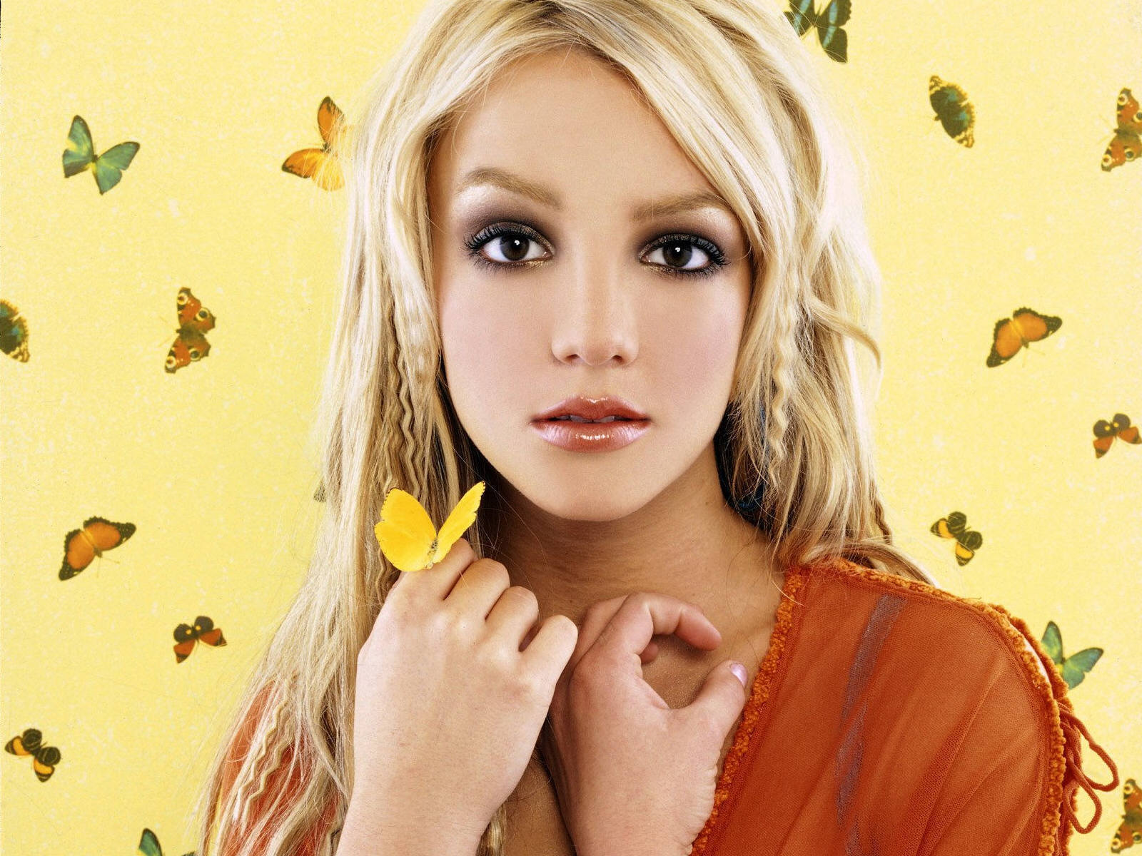Britney Spears: Britney Spears Wallpapers Britney