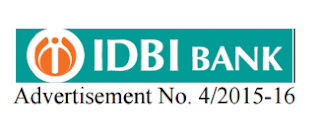 IDBI Bank Limited Recruitment 2016-Security Officer 6 Posts