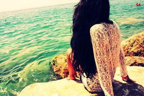 Фото девушка со спины ава 5