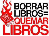 Borrar libros...