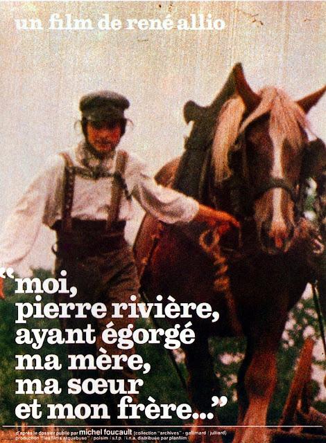 I Pierre Rivière, Having Slaughtered My Mother, My Sister and My Brother... • Moi, Pierre Rivière, ayant égorgé ma mère, ma soeur et mon frère... (1976)