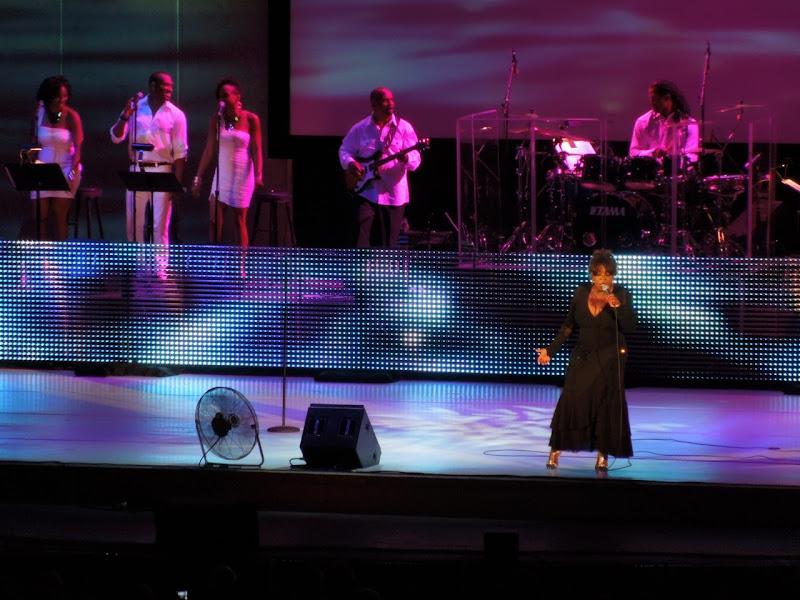 Anita Baker Hollywood Bowl 2012