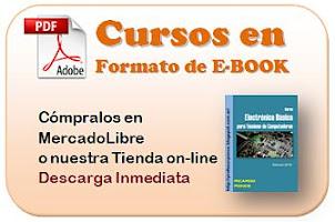 Cursos en PDF