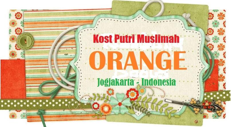 Kost Orange Bersih Karena Foke