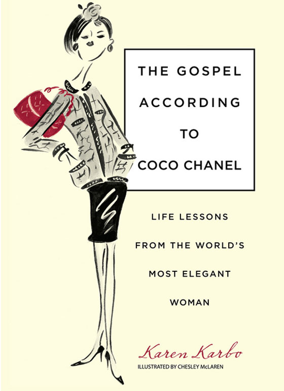 coco chanel gospel book