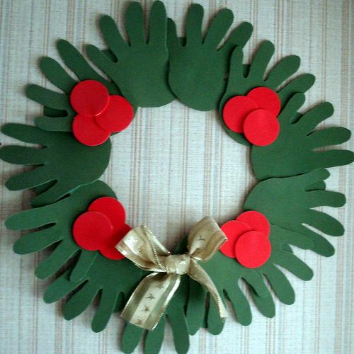 Diversidad y m s adornos navide os - Adornos de navidad para hacer con ninos ...