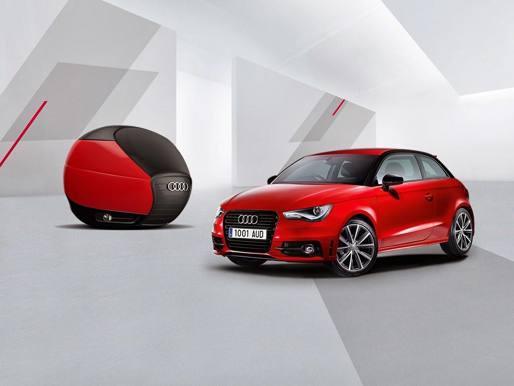 La experiencia de conducir un Audi A1 Adrenalin