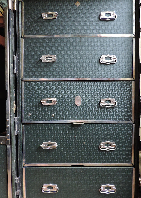 antique truck drawers