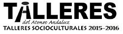 informacion talleres ateneo 2015 -2016