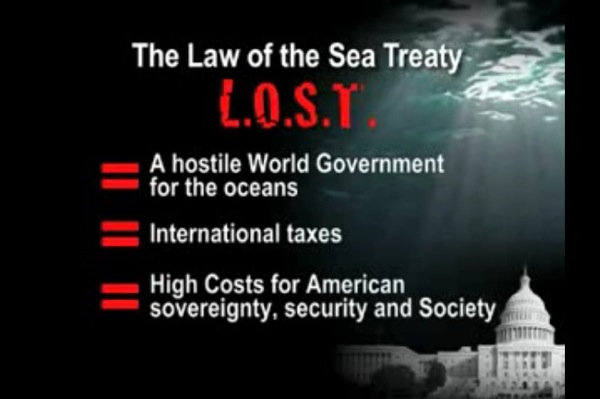 A global redistribution scheme that surrenders US sovereignty to foreign ...
