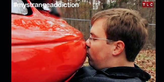 Jatuh Cinta Dengan Mobil