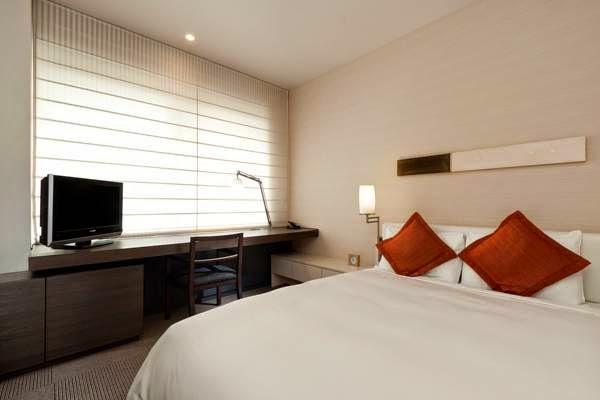 四谷三井花園酒店 Ladies Moderate Single Room 「泣ける部屋」