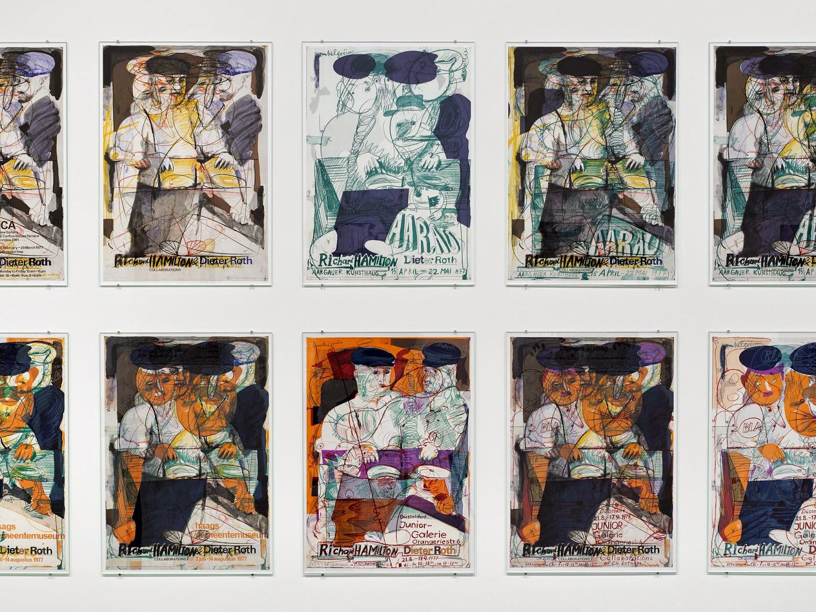 richard hamilton collage