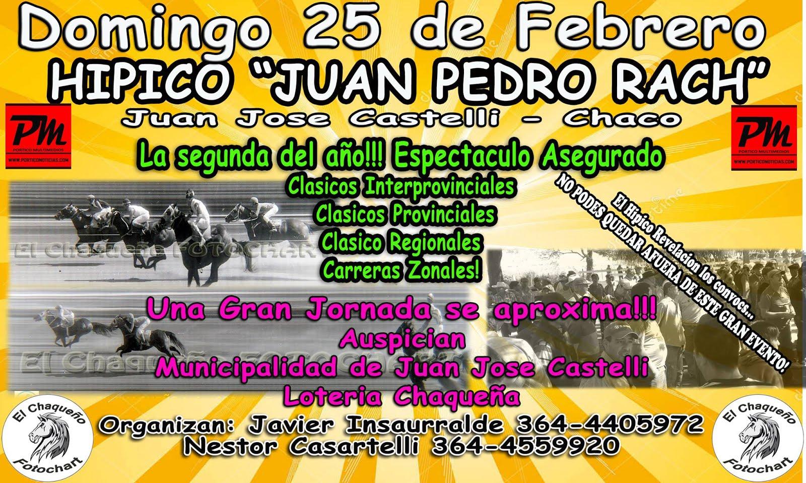 25/2 febrero castelli