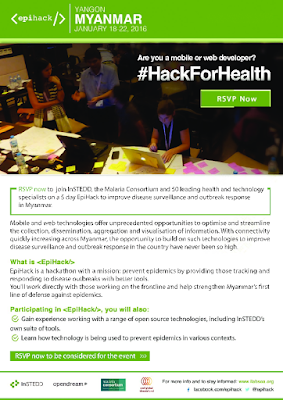 Epihack 2015 Poster