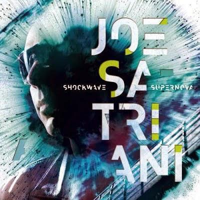 Joe Satriani - Shockwave Supernova album