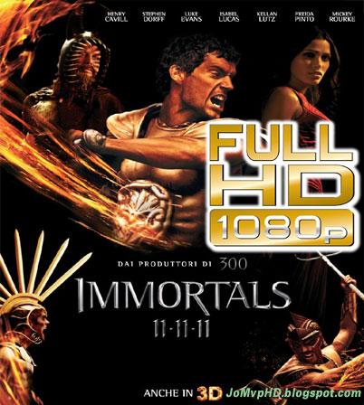 IMMORTALS เทพเจ้าธนูอมตะ HD 2011