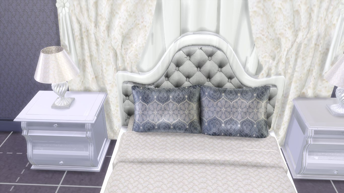 Sims 4 furniture download modern luxury bedroom for Sofa bed sims 4